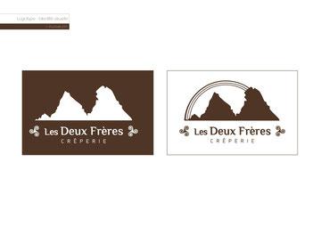 Logo Menu Restaurant // Crêperie - Design