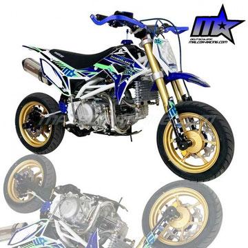 Malcor Pitbike Racer 190 , Pitbike Shop, Pit Bike Shop