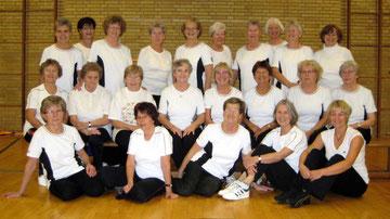 Gruppe Damengymnastik (Nov`09)