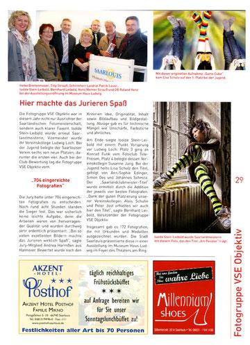 Saarlouis XVI Magazin