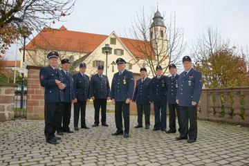 Altersabteilung der Feuerwehr Dettingen a.N. ( Peter´s Mannen...)