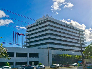 Current location of the Philippine Consulate General in Guam.