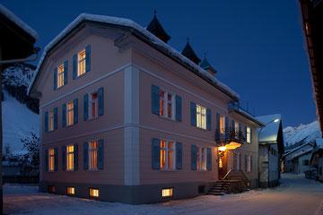 UB Villa Flora in S-chanf