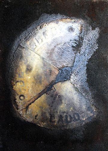 Amador Vallina: El otro Lado, 2007, 70 x 50 cm