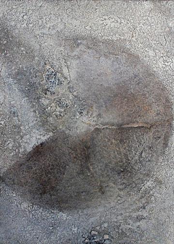 Amador Vallina: La otra Cara, 2007, 70 x 50 cm