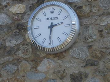 horloge de la Tour, à St Trpez