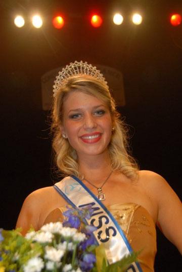 Marine - Miss Béthune 2011
