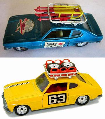 107 Ford Capri rallye
