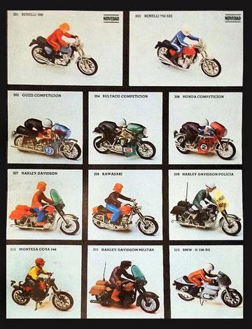 Motos 1979