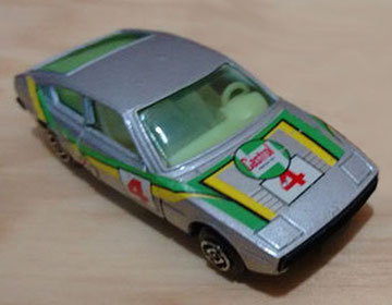 17 Matra Simca rallye