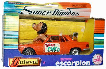 105 Mercedes Benz Gran Circo