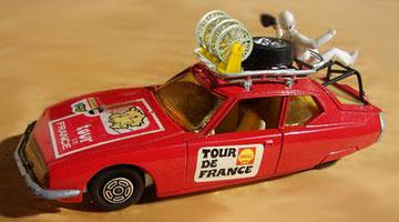 106 Citroën SM Tour de Francia