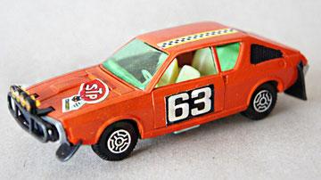112 Renault 17 safari rallye