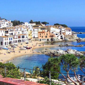 Tossa de Mar + Calella de Palafrugell