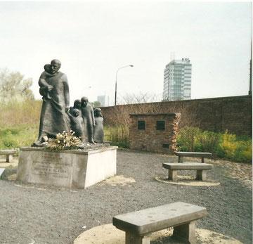 Memorial, Warsaw.