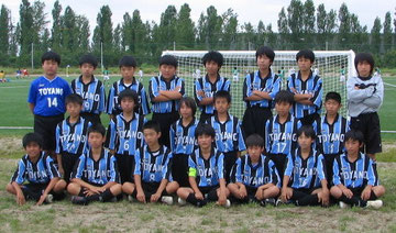 平成17年度卒団生 クラブ3期生 21名