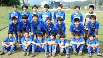 平成16年度卒団生 クラブ2期生 22名