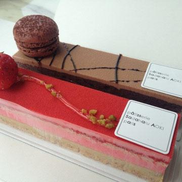 サダハルアオキケーキ