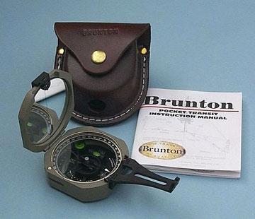 BRUJULAS BRUNTON
