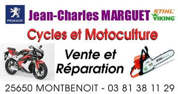 Motoculture Marguet Montbenoit