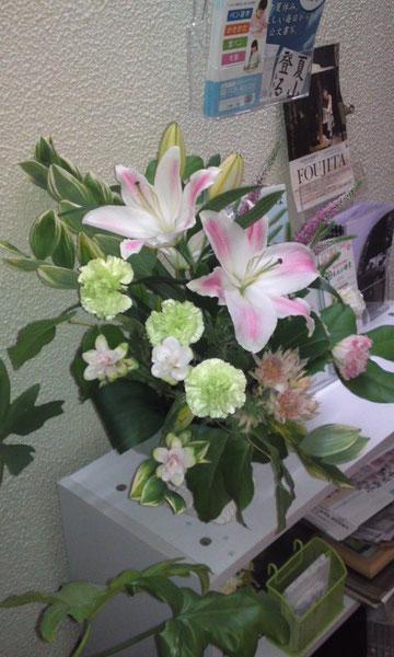 7月の生花