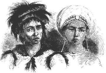 Homme et femme Lissous
