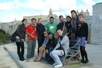 Viaggio erasmus a Malta