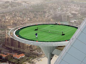 Burj Al Arab Stadium, Dubai