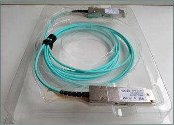 Câble 100G QSFP28-AOC-3M