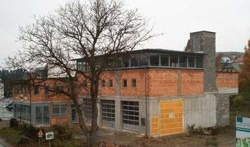 Unser Feuerwehrhaus.
