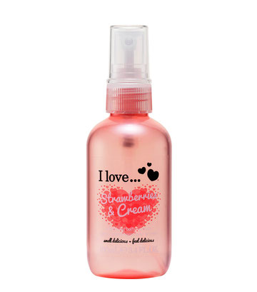 Sommer Trend Body Spray | I love Strawberry and Cream