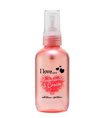 Sommer Trend Body Spray | I love Strawberry and Cream
