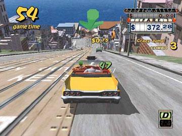 Adictivo. Crazy Taxi 2
