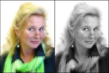 Портрет после постобработки. Нажмите для увеличения.