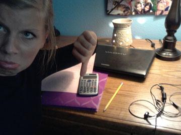 Hausaufgaben stinken!