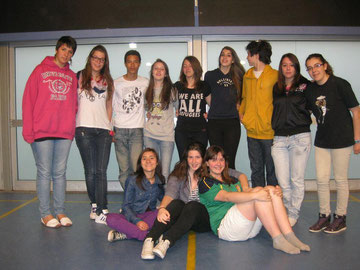 grup teatre curs 2011-2012