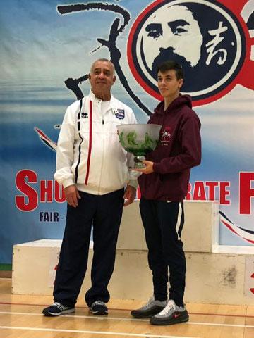 JOE WOOD - SKF KIMURA CUP WINNER 2018