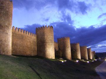 Weltkulturerbe Ávila