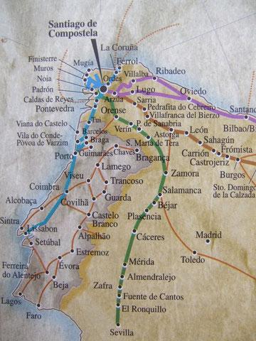 die Via de la Plata