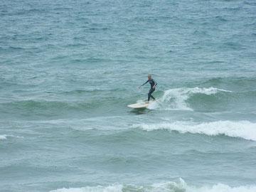 潮が引き出した頃よりアップしましたが、ガタついたブレイクでした。