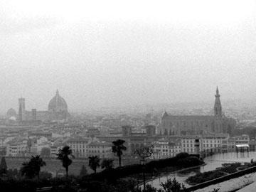 霧のフィレンツェ