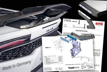 estella Fahrzeugtechnik Carbonteile Shop