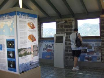 Centro de visitantes del Geoparque Sobrarbe