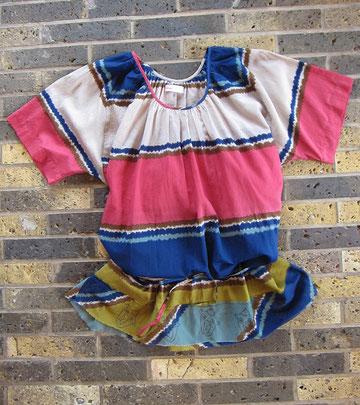 タイダイボーダーシャツ¥14700(size02,ブルー)Ne-net ‐Sold out‐
