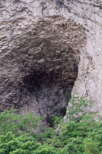 写真14 半過岩鼻