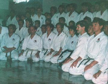 Seminario JKA-ISKF Shojiro Koyama  Ishikari Presente