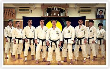 INSTRUCTOR EN JEFE MUNDIAL SENSEI MASAO KAGAWA 8o DAN (JKS)