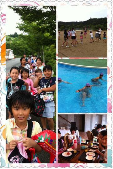 ハッピーデイズ夏合宿2012