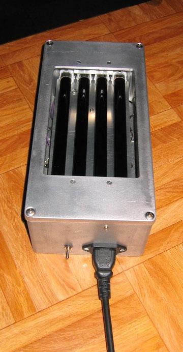UV Belichtungsgerät (Prototyp) zum Belichten/Herstellen von Elektronikplatinen