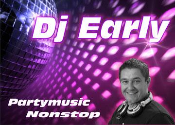 DJ Early - für jeden Anlass die richtige Musik !